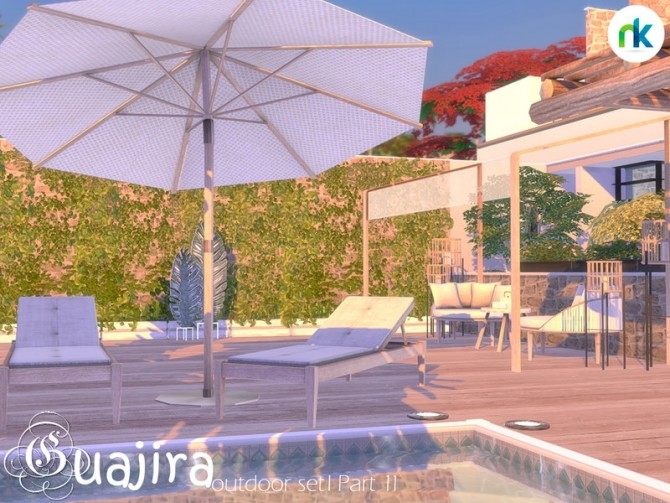 Guajira Outdoor Part Two by Nikadema at TSR image 598 670x503 Sims 4 Updates