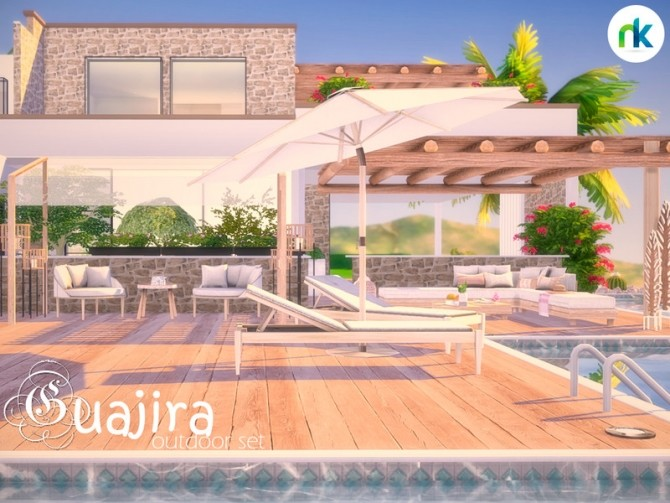 Guajira Outdoor Part Two by Nikadema at TSR image 6112 670x503 Sims 4 Updates