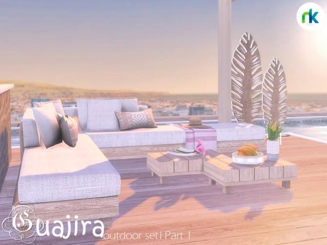 Guajira Outdoor Part One by Nikadema at TSR image 628 670x503 Sims 4 Updates