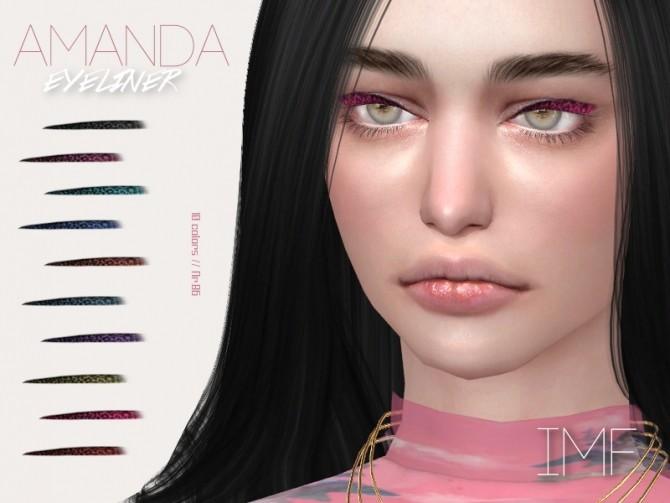 Sims 4 IMF Amanda Eyeliner N.86 by IzzieMcFire at TSR