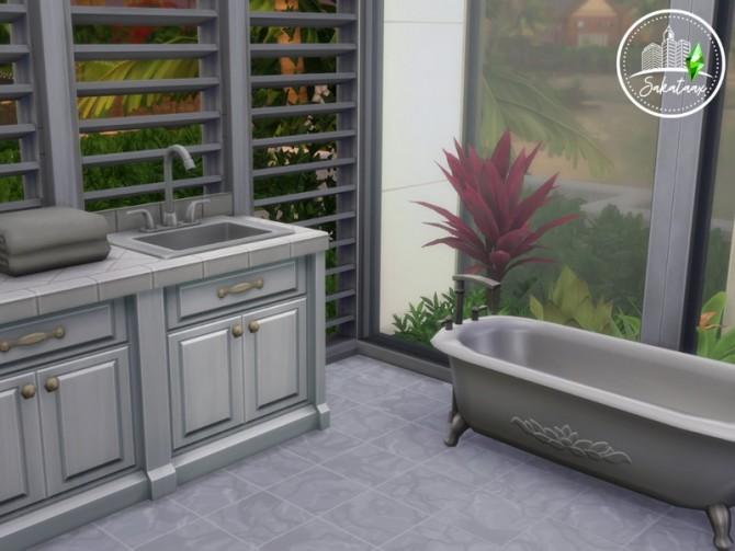 Sims 4 Sulani Modern House by Sakataax at TSR