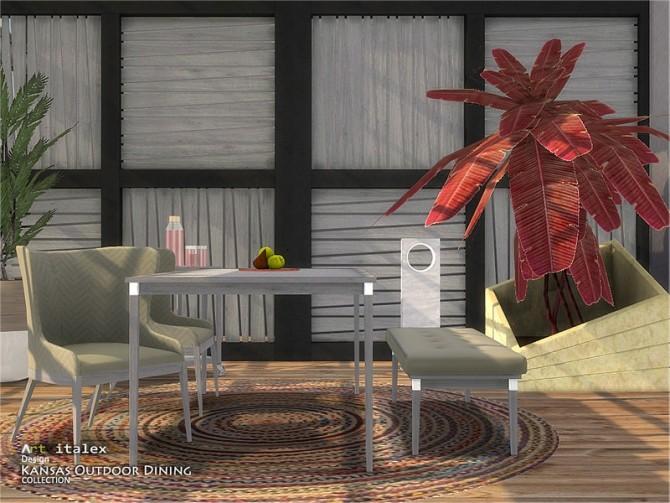 Kansas Outdoor Dining by ArtVitalex at TSR image 7812 670x503 Sims 4 Updates