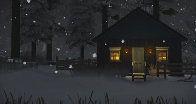 Sims 4 Lake Pine at Lutessa