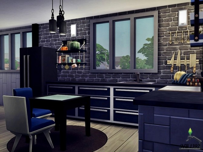 Small safe Space house by nobody1392 at TSR image 880 670x503 Sims 4 Updates