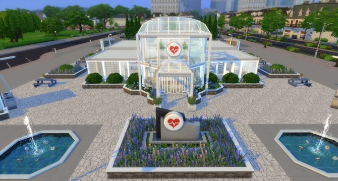 Heartstone Medical Center by chicagonative at Mod The Sims image 9017 670x359 Sims 4 Updates