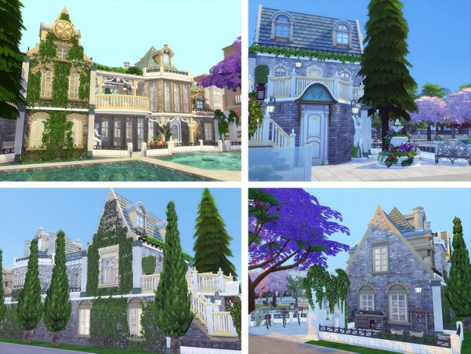 Newman Housing by Ineliz at TSR image 9105 670x503 Sims 4 Updates