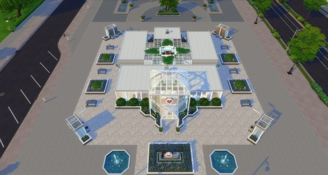 Heartstone Medical Center by chicagonative at Mod The Sims image 9121 670x359 Sims 4 Updates