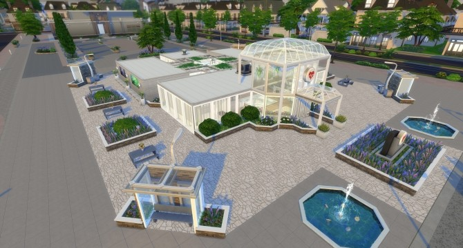 Heartstone Medical Center by chicagonative at Mod The Sims image 9218 670x359 Sims 4 Updates