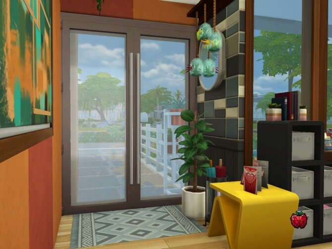 Olivia tiny home no cc by melapples at TSR image 10103 670x503 Sims 4 Updates