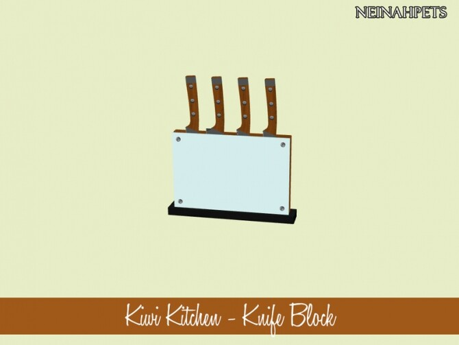 Kiwi Kitchen Decor by neinahpets at TSR image 1013 670x503 Sims 4 Updates