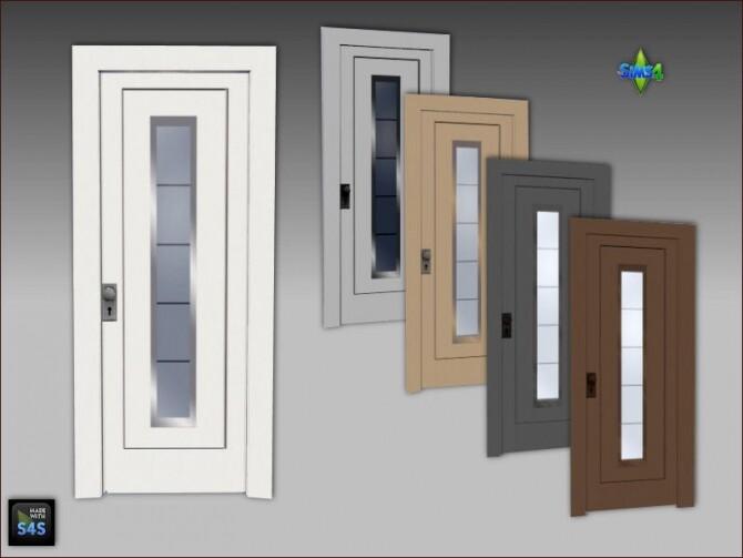 6 front doors by Mabra at Arte Della Vita image 10219 670x503 Sims 4 Updates