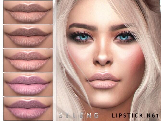 Sims 4 Lipstick N61 by Seleng at TSR
