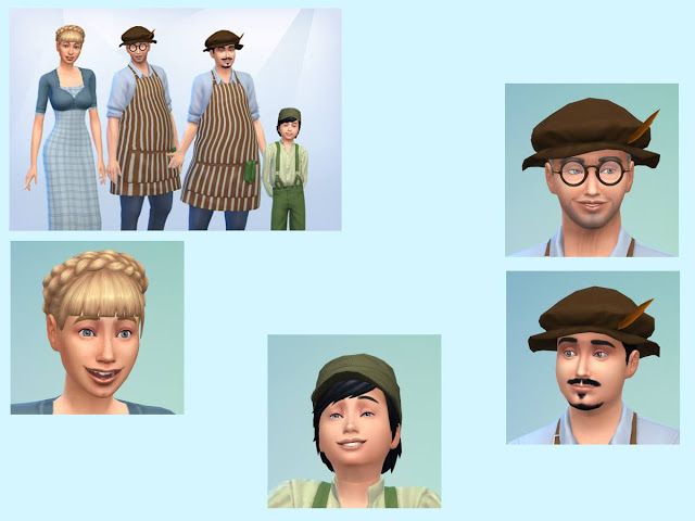 Shoemaker Vassenden at KyriaT's Sims 4 World image 10511 Sims 4 Updates