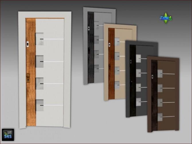 6 front doors by Mabra at Arte Della Vita image 10718 670x503 Sims 4 Updates