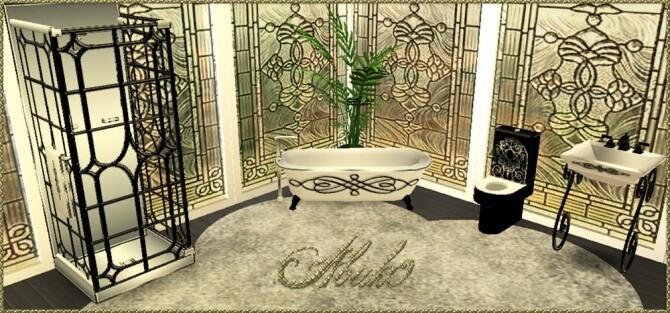 Banurbo Bathroom at Abuk0 Sims4 image 10817 670x313 Sims 4 Updates
