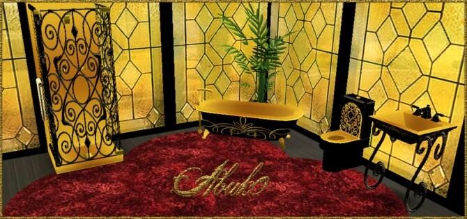 Banurbo Bathroom at Abuk0 Sims4 image 10917 670x315 Sims 4 Updates