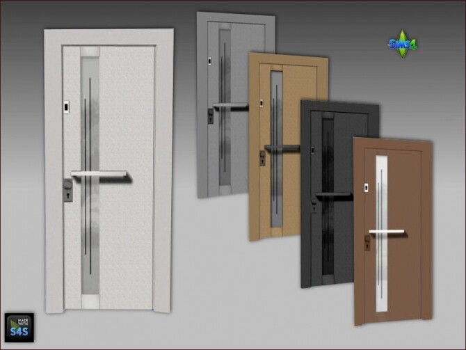 6 front doors by Mabra at Arte Della Vita image 10918 670x503 Sims 4 Updates