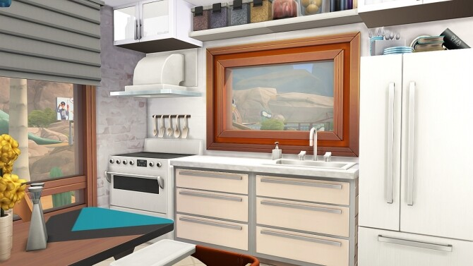 TINY TRAILER FOR A BIG FAMILY at Aveline Sims image 1104 670x377 Sims 4 Updates