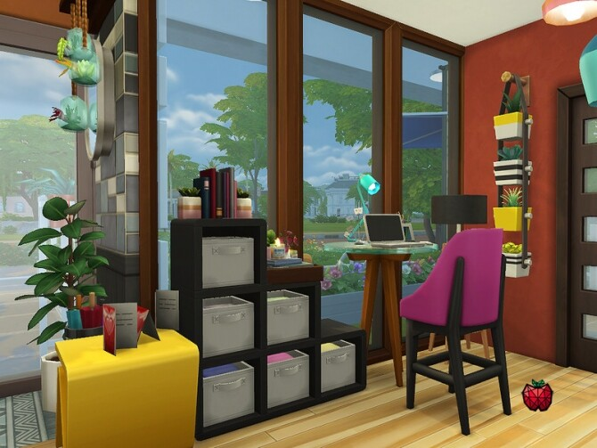 Olivia tiny home no cc by melapples at TSR image 11106 670x503 Sims 4 Updates