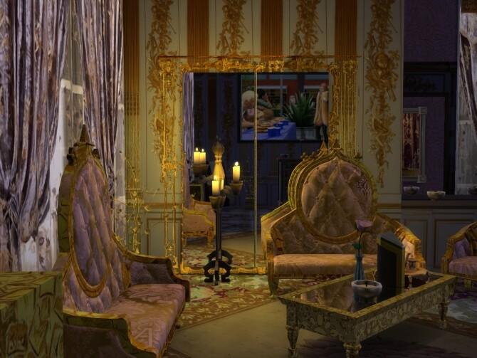 Sims 4 Through The Lookin Glass Panel at Anna Quinn Stories