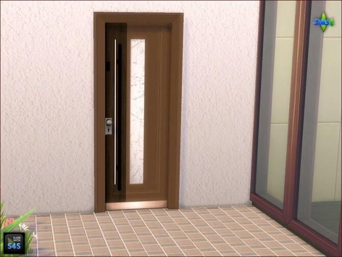 Sims 4 6 front doors by Mabra at Arte Della Vita