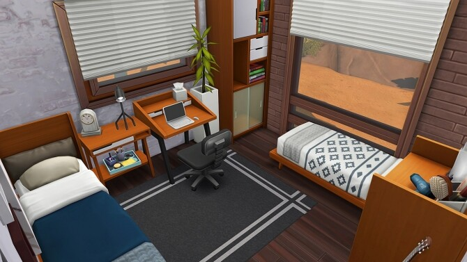 TINY TRAILER FOR A BIG FAMILY at Aveline Sims image 1123 670x377 Sims 4 Updates
