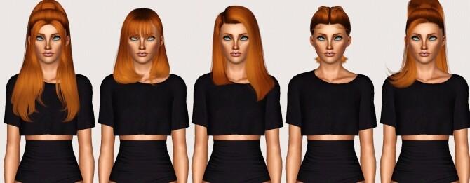 Sims 4 #113 Hair Dump LeahLillith at Shimydim Sims