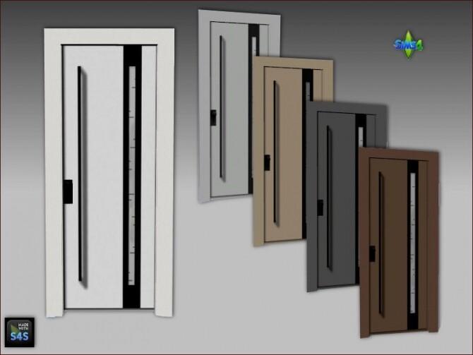 6 front doors by Mabra at Arte Della Vita image 11318 670x503 Sims 4 Updates