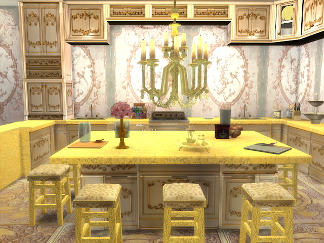 Angelika Kitchen at Anna Quinn Stories image 11518 Sims 4 Updates