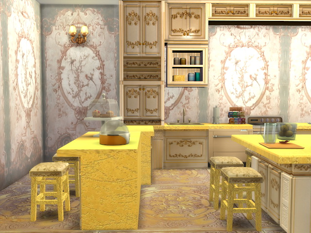 Angelika Kitchen at Anna Quinn Stories image 11619 Sims 4 Updates