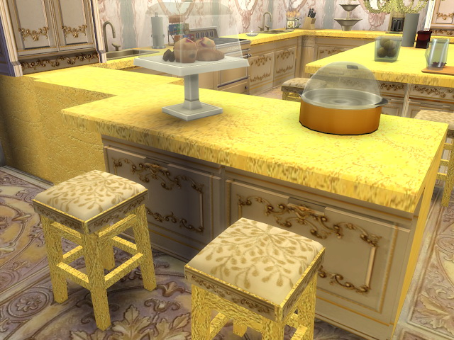 Angelika Kitchen at Anna Quinn Stories image 11718 Sims 4 Updates