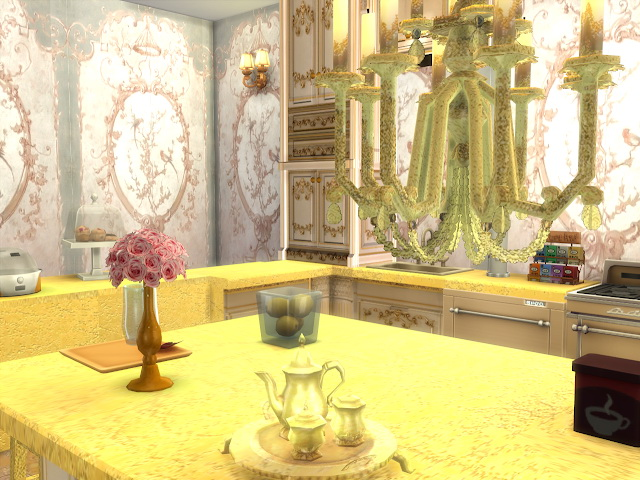 Angelika Kitchen at Anna Quinn Stories image 11817 Sims 4 Updates