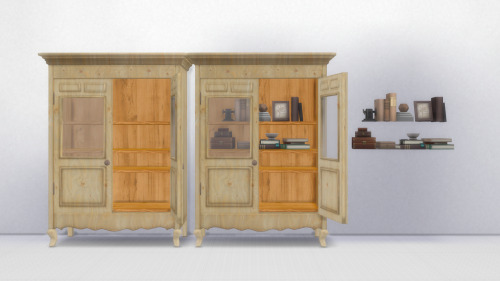 Book Cabinet mini set by pocci at Garden Breeze Sims 4 image 121 Sims 4 Updates