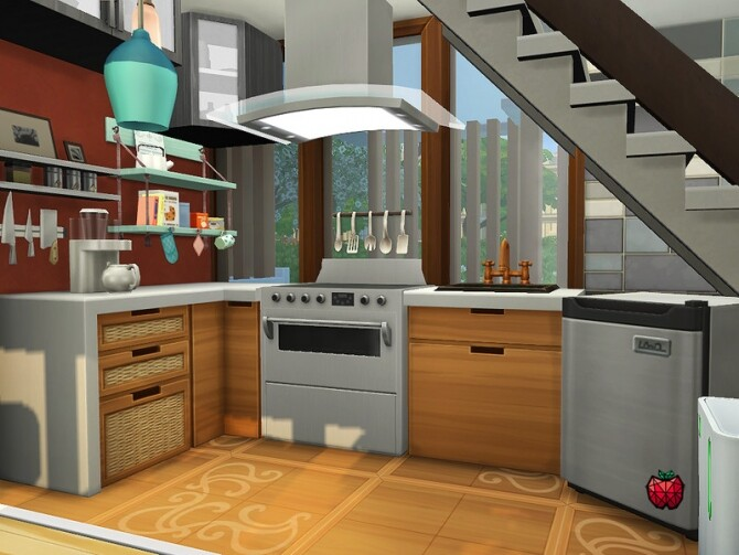 Olivia tiny home no cc by melapples at TSR image 12104 670x503 Sims 4 Updates