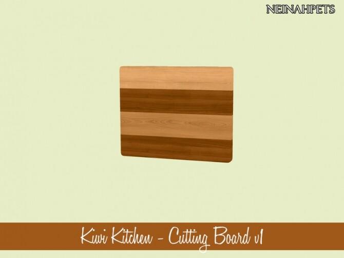 Kiwi Kitchen Decor by neinahpets at TSR image 1213 670x503 Sims 4 Updates