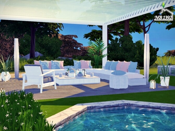 Sims 4 Recent House by nobody1392 at TSR
