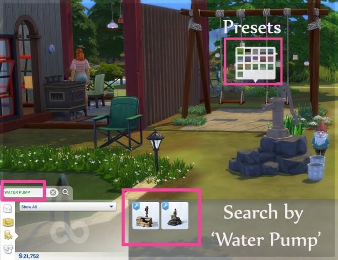 FUNCTIONAL WATER PUMP at Icemunmun image 1223 670x515 Sims 4 Updates