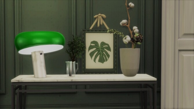SNOOPY TABLE LAMP at Meinkatz Creations image 12314 670x377 Sims 4 Updates