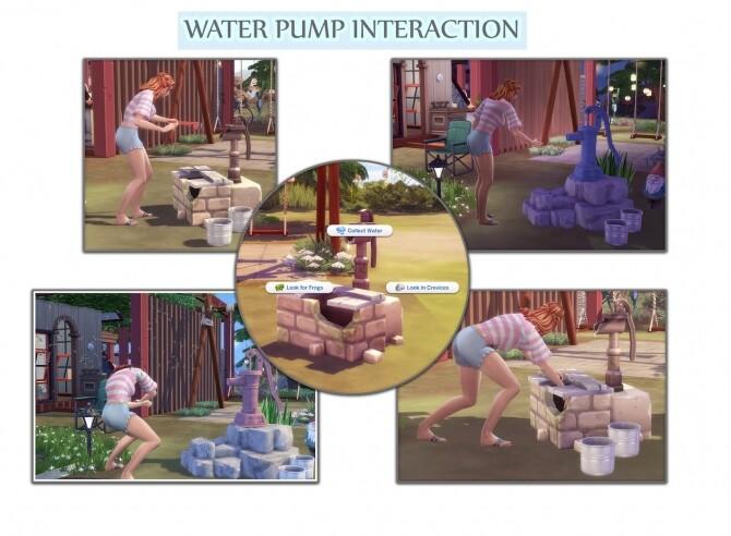 FUNCTIONAL WATER PUMP at Icemunmun image 1233 670x492 Sims 4 Updates