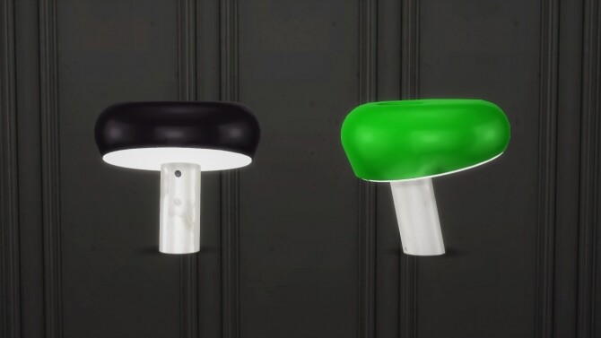 SNOOPY TABLE LAMP at Meinkatz Creations image 12512 670x377 Sims 4 Updates