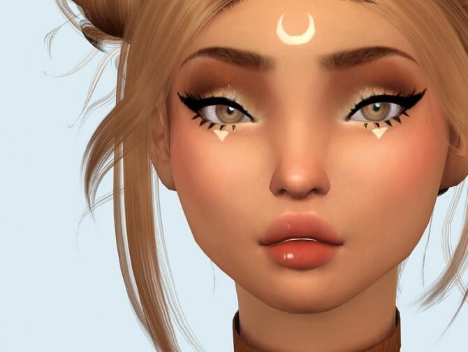 Sims 4 Moon Set by Saruin at TSR