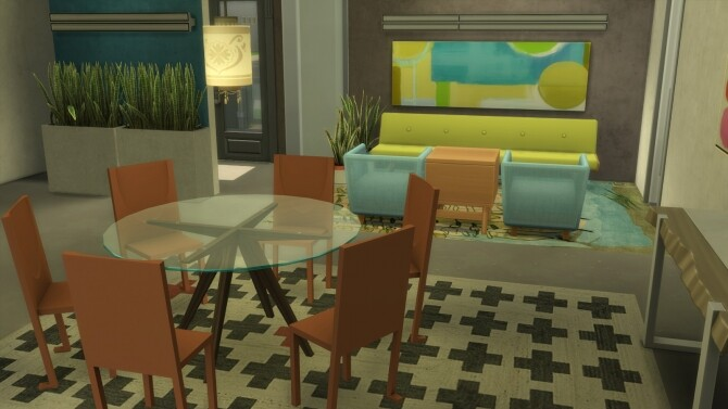 Sims 4 Have A Seat 2020 at b5Studio