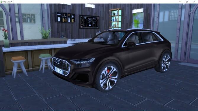 Audi Q8 at LorySims image 1333 670x377 Sims 4 Updates