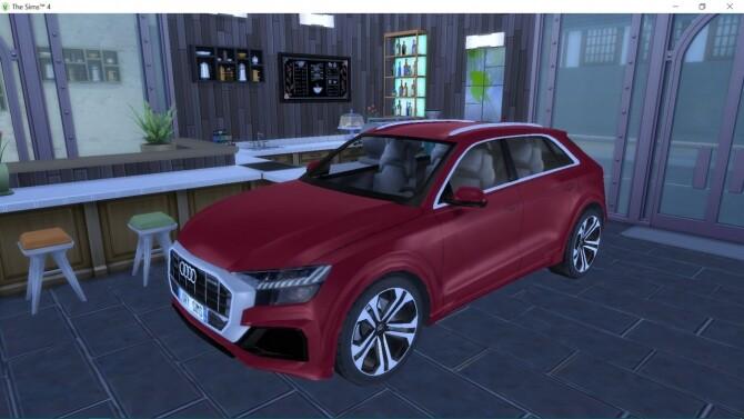 Audi Q8 at LorySims image 1342 670x377 Sims 4 Updates