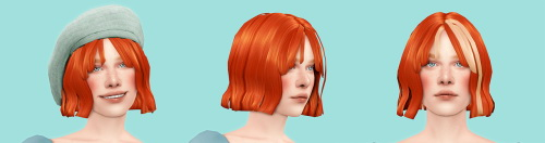 Erin hair v2 at Sulsulhun image 1343 Sims 4 Updates