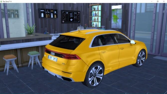 Audi Q8 at LorySims image 1362 670x377 Sims 4 Updates