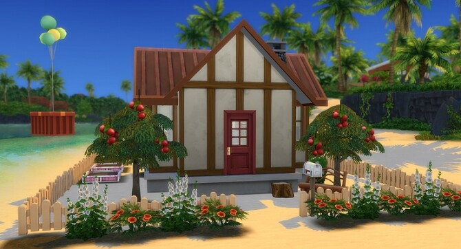 Animal Crossing Challenge at KAWAIISTACIE image 1374 670x362 Sims 4 Updates