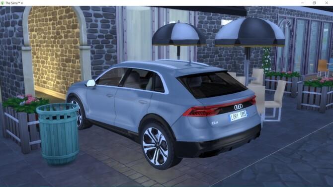 Audi Q8 at LorySims image 1382 670x377 Sims 4 Updates