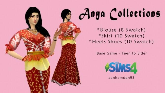 Anya Collections at Aan Hamdan Simmer93 image 1389 670x377 Sims 4 Updates