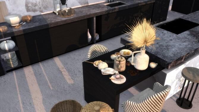 Tempa Kitchen Set at Simspiration Builds image 14013 670x377 Sims 4 Updates
